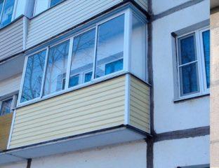 Остекление балконов в хрущевке недорого – для Вашего комфорта!
