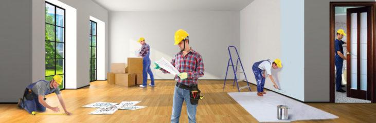 Профессиональный ремонт квартир в Казани