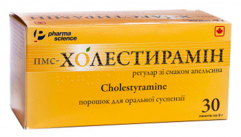 add.ua-pharmascience-(kanada)-pms-holestiramin-reguljar-so-vkusom-apel-sina-pakety-№30-32