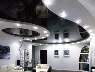 Натяжной потолок – компания в Киеве