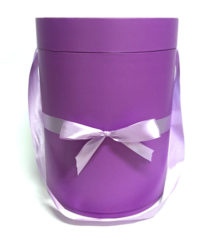 Изготовление оригинальных шляпных коробок для цветов на заказ по доступным ценам!
