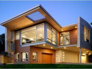Как строятся сборные дома?